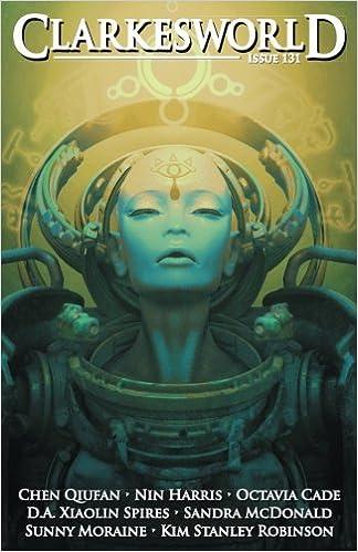 Clarkesworld Issue 131: Neil Clarke, D A  Xiaolin Spires