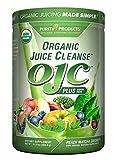 OJC – Matcha Peach Greens – Certified Organic Juice Cleanse, 10.75 oz Review