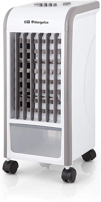 Orbegozo 1 Climatizador evaporativo 3 en 1, acumuladores de frío ...