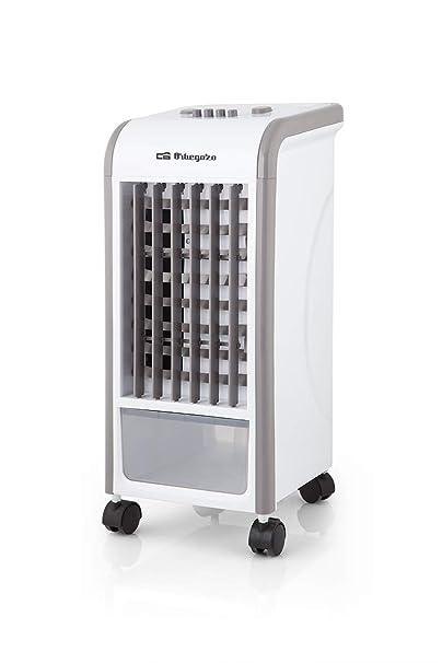 Orbegozo 1 Climatizador Portátil Evaporativo 3 En 1, Multicolor