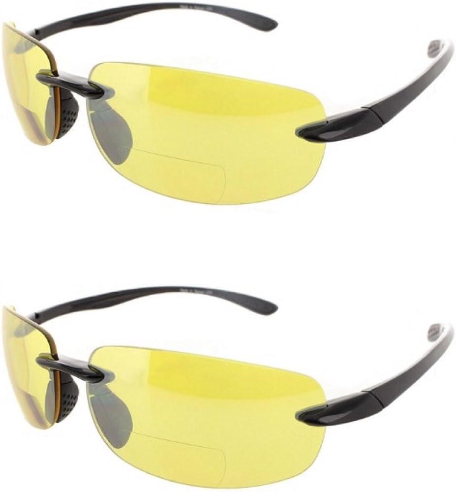 Amazon.com: 2 pares de gafas de sol para hombre y mujer Maui ...