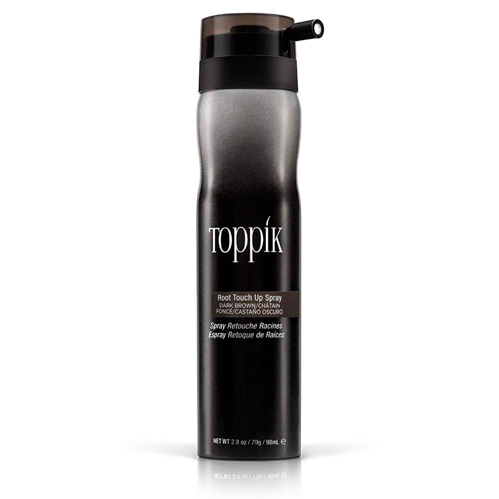 Toppik Root Touch Up Spray - Dark Brown 2.8oz/79g/98mL by TOPPIK