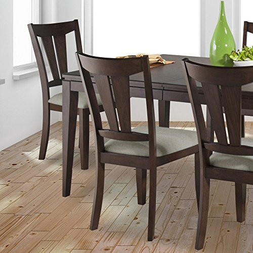 Bernards 5517 Cameron Casual Dining (Set of 2) -Matching Table and Additional Chairs Sold Separately Cameron Dining Table