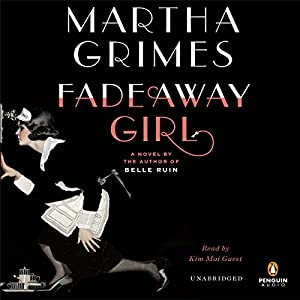 Fadeaway Girl Audiobook