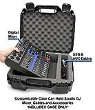 Casematix Studio Travel Case Compatible with Zoom