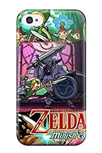 meilinF000iphone 5/5s Case, Premium Protective Case With Awesome Look - The Legend Of ZeldameilinF000