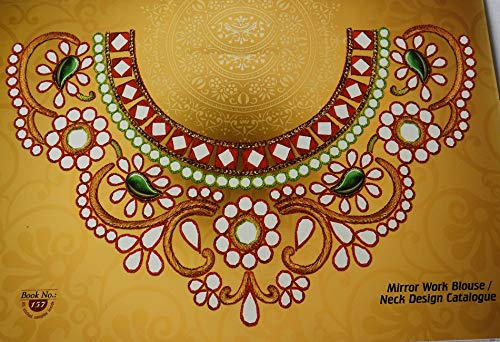 Aari Embroidery Designs Book Mirror Work Tracing Neck Designs For Blouses And Kurtis Amazon In Jewellery,Simple Wedding Cake Designs