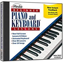 eMedia Beginner Piano and Keyboard Lessons v3