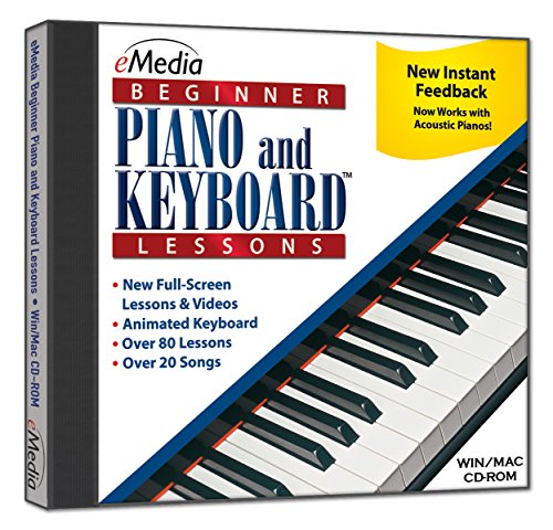 E Media Beginner Piano and Keyboard Lessons v3