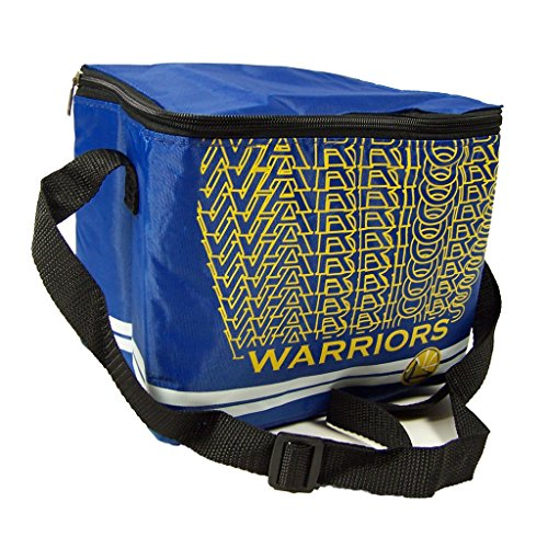 FOCO Golden State Warriors Impact 6 Pack Cooler -