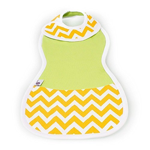 BambiniWare: Baby Bib and Burp Cloth All-in-One