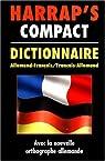 Harrap's Compact Dictionnaire [Allemand-Français / Français-Allemand] par Oyono-Mbia