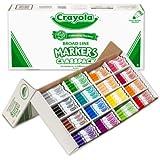 Crayola Classpack 256ct Broad Line Markers