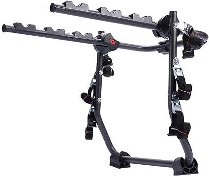 Dacia Sandero Stepway ab 13 Fahrradträger Heckklappe für 3 Fahrräder Heckträger