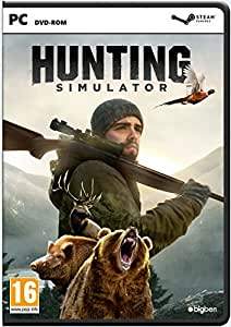 Hunting Simulator (PC Code - Steam) (UK)