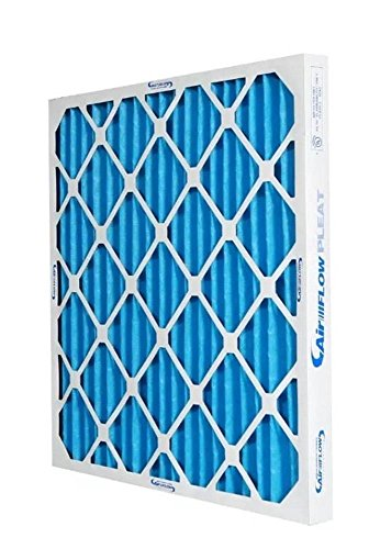 Heating, Cooling MERV 8 Pleated 20x25x1 Furnace Filters A/C (12 pack)