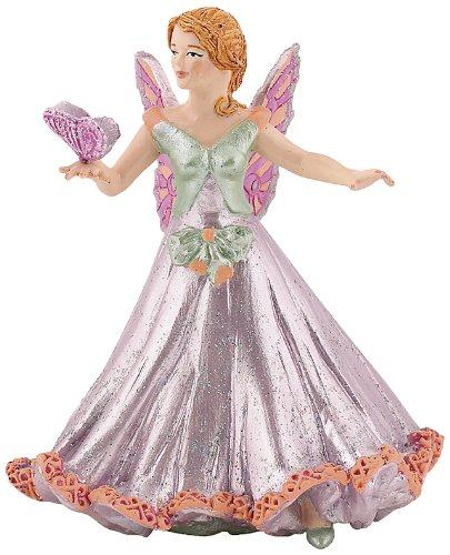 - Papo Pink Elf Butterfly Toy