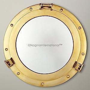 51hKzUxOKVL._SS300_ Nautical Themed Mirrors