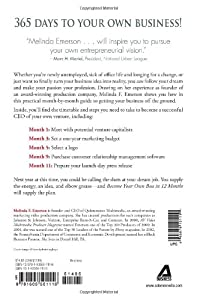 Become Your Own Boss in 12 Months: A Month-by-Month Guide to a Business that Works from Adams Media