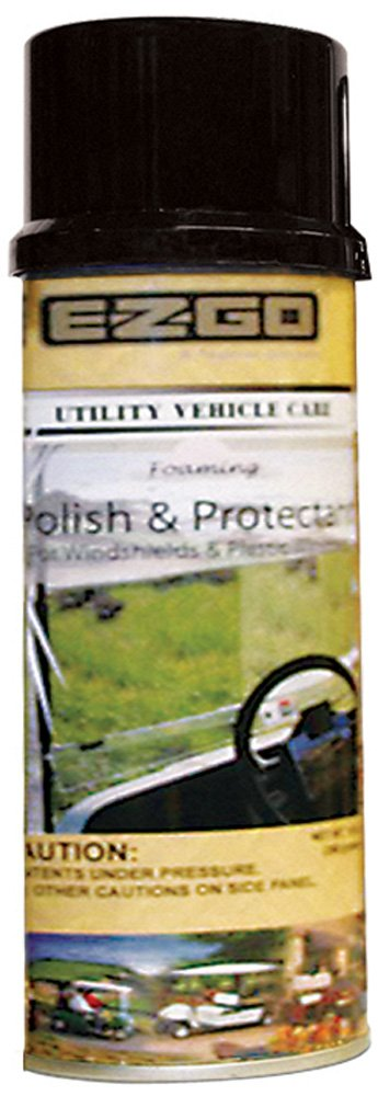 EZGO Windshield and Plastic Protector