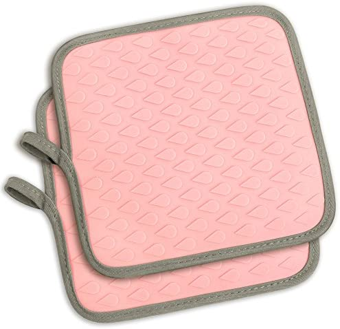 TOPHOME Silicone Potholders Non Slip%EF%BC%8Cwaterproof Resistant product image