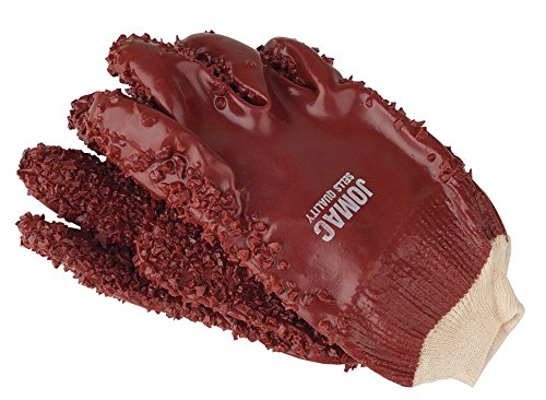 PERM-RUFF Fully-Coated PVC Gloves