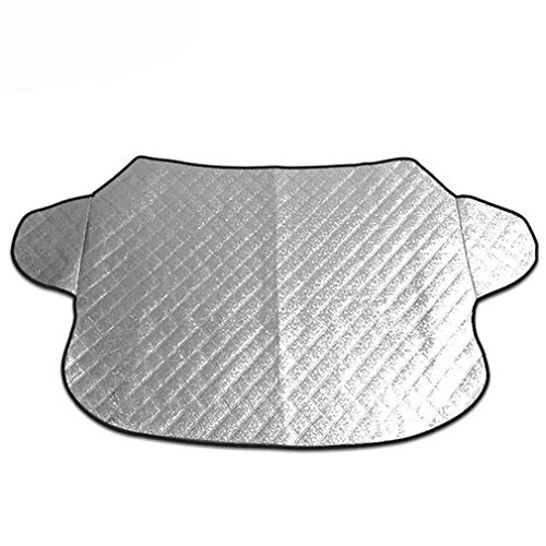 LPY-Windscreen Cover, Car Window Shades Sun Shade Protector, Dust Frost Screen Cover Snow Wind Proof Ice Protector, Car Half Cover For Winter Outdoor Windscreen, All Weather Fits Cars Windshields by Car windshield