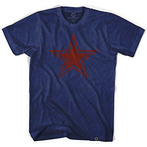 fan products of Star Indigo Soccer T-shirt, Indigo, Small