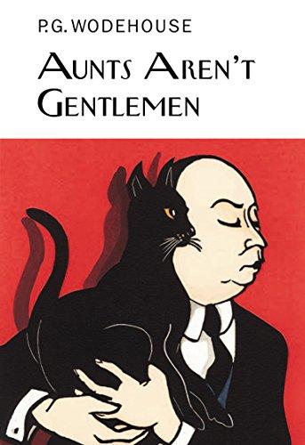 Book cover for Aunts Aren't Gentlemen