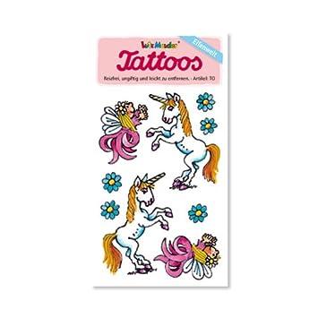 Lutz Mauder 44524 Tattoo Tattoos Elfe Elfen Elfenwelt Einhorn
