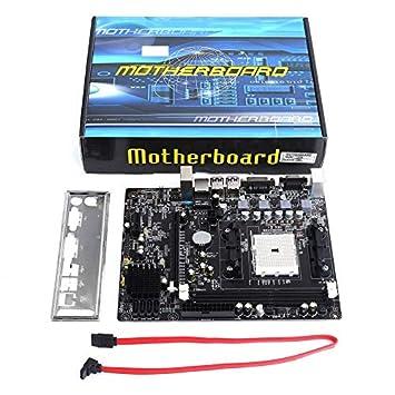 Fantasyworld A55 Desktop Motherboard, Tarjeta Madre Soportes ...