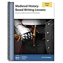 Medieval History-Based Writing Lessons (Student Book only)
