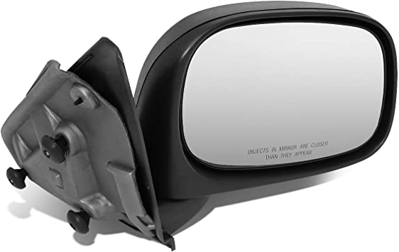 Powered Side View Door Mirror Assembly RIGHT Replace Dodge OEM # 55077440AE RAM