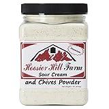 Hoosier Hill Farm Sour Cream and Chives Powder (453g)