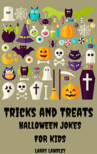 Tricks and Treats: Halloween Jokes for Kids]()