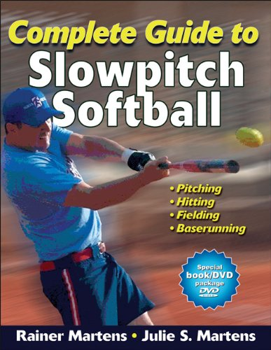 Complete guide to slowpitch softball rainer martens julie complete guide to slowpitch softball rainer martens julie martens 9780736094061 books amazon sciox Choice Image
