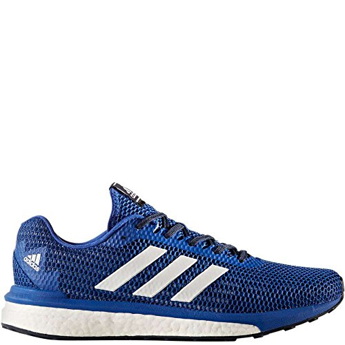 Adidas Performance Mens Vendemmia Scarpa Da Corsa Collegiata Royal / Bianca / Blu Scuro