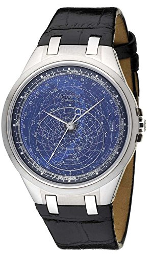 Accurist GMT318UK Mens Celestial Greenwich Commemorative Collection Watch