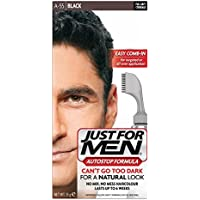 Just For Men Autostop Hair Colour A-55 Real Black