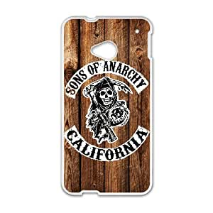 Sons of Anarchy For HTC One M7 Csae protection phone Case HXU352475