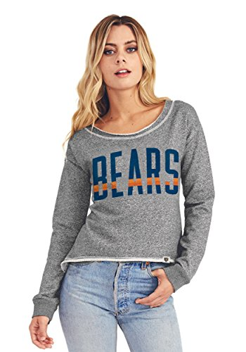 Junk Food Chicago Bears Champion Womens Fleece Small