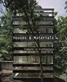 Houses and Materials, Cristina Paredes, 8496936279