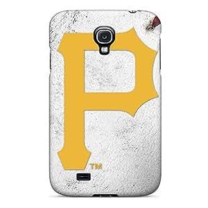 For Galaxy S4 Fashion Design Pittsburgh Pirates Case-cMQ1206YPFR