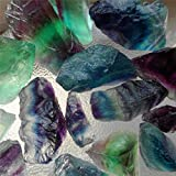Autumn Water 1pc/set New Natural Rare Fluorite Crystal polish Stone Rocks Gemstone Specimen Color crystal love natural stones and minerals