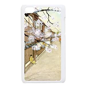 Japan and the wind For Ipod Touch 4 Csaes phone Case THQ139971
