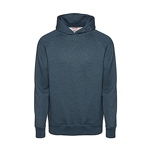 Media À Sweatshirt Tagless Heather Royal Fdm Capuche nOvRzwvxW
