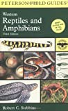 img - for A Field Guide to Western Reptiles and Amphibians (Peterson Field Guides) book / textbook / text book