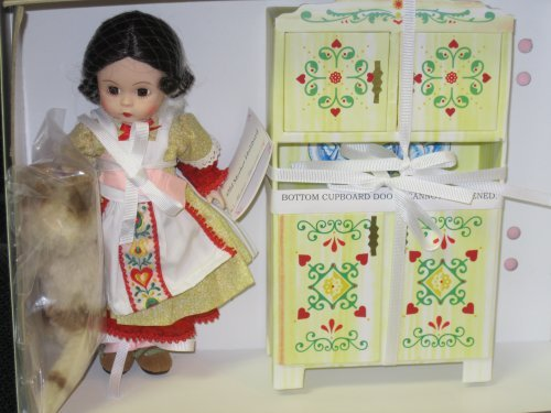 - MADAME ALEXANDER DOLL OLD MOTHER HUBBARD
