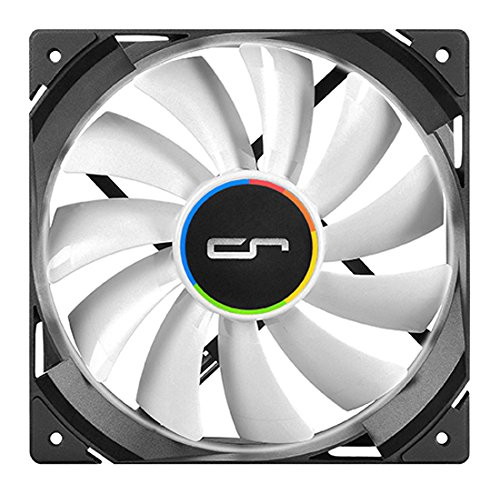 Cryorig QF120 Balance 120mm PWM Fan 300-1600RPM CR-QFA ()