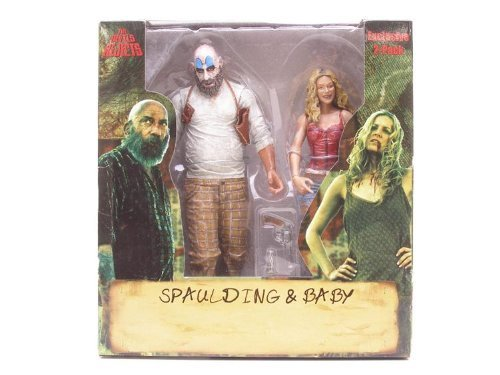 NECA Devils Reject Exclusive Action Figure 2 Pack Boxed Set ()